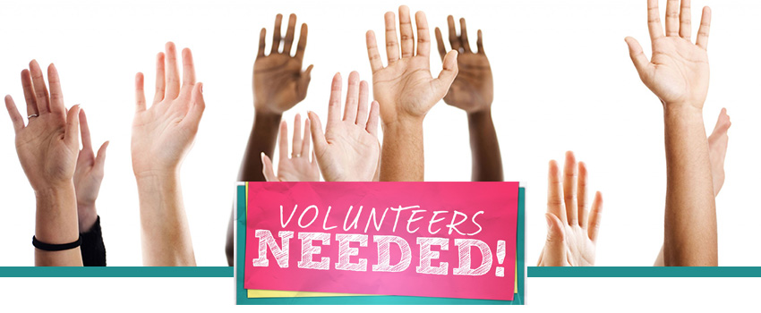 Stroll Buddy Volunteers Needed